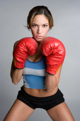 Boxing Female