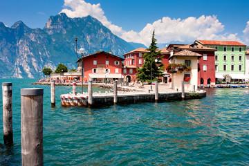 Gardasee Torbole Italien 100