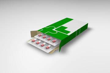 Medicamentos pildoras