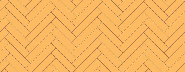 Vector seamless parquet background