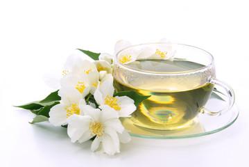 Tee Holunderblüte - tea elder flower 09
