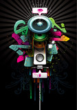 Music vector compositon