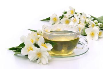 Jasmintee - Jasmine tea 05