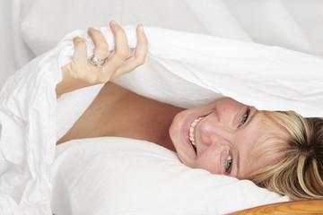 Bed Portrait