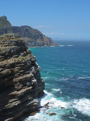 Sudafrica - Panorama da Capo di Buona Speranza