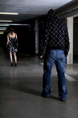 Stalking - aggression