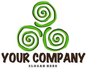 Triskel Nature Logo