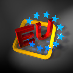EU flag icon