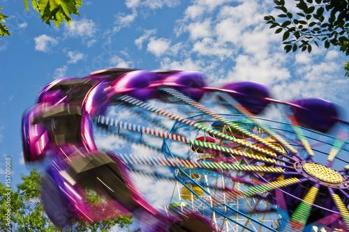 Popular attraction in park - 15708088