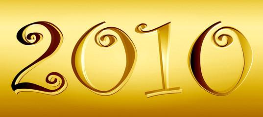 2010 doré