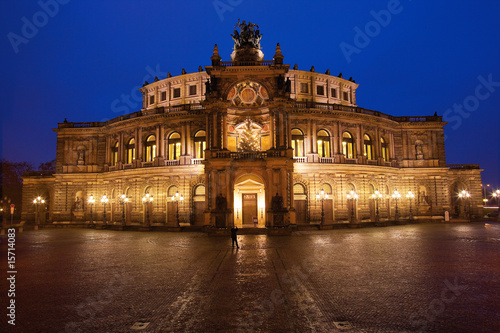 Dresdner Semperoper  / Germany