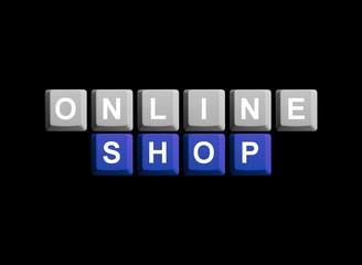 Online Shop - Shopping im Internet