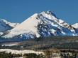Mountain in High Tatras