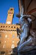 Rape of the Sabines, Florences
