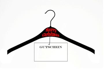 Gutschein Merry Christmas