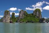 Fototapety Baie d'Halong, Vietnam