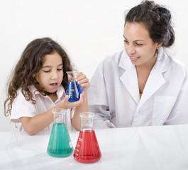 teacher pupil science