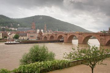 Heidelberg: Brücke über den Neckar