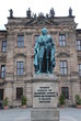 Gründer Universität Erlangen Denkmal Stadt Studenten