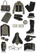 Objects for men silhouettes 2.0