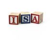 canvas print picture - ISA made easy