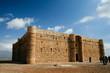Mittelalterliche Festung aus islamischer Zeit in Amman