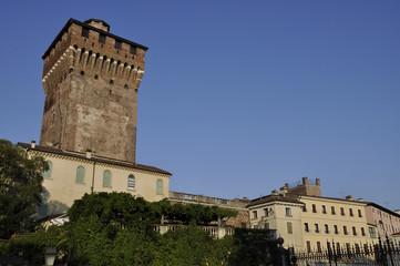 vicenza torrione medioevale porta castello