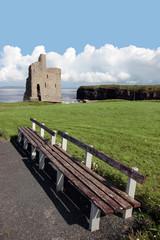 ballybunion castle view