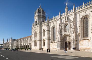 Lissabon, Hieronimus Kloster