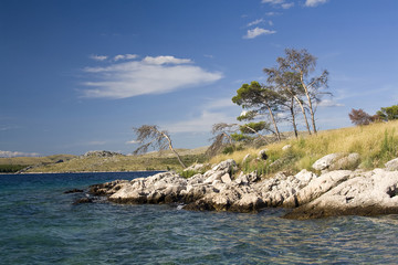 beautiful adriatic landscape