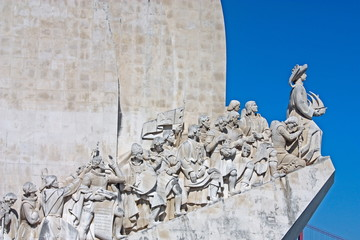 Monument to the Discoveries - Lisbon, Portugal