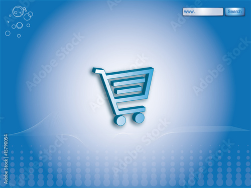 e-commerce background
