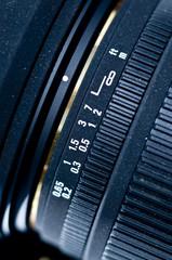 Lens distances