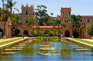 Balboa Park in San Diego California