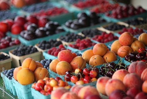 fresh fruit © posh