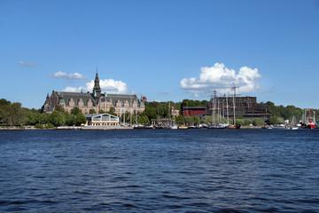 Bekannte Museen in Stockholm