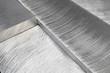 Machined metal blocks at an angle - 15815459