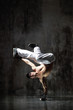 the breakdancer