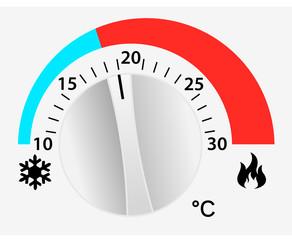 thermostat manuel