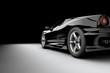 roleta: Black car