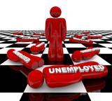 Unemployment - Last Man Standing poster