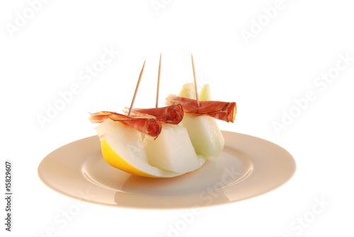 Honigmelone mit schinken new sex pics