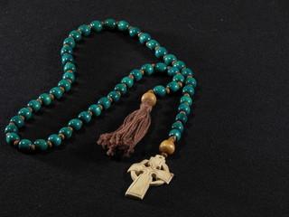 Prayer Rosary Beads with Cross