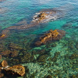 Eaux limpides en Méditerranée