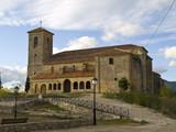 Romanesque Church of Tamajon poster