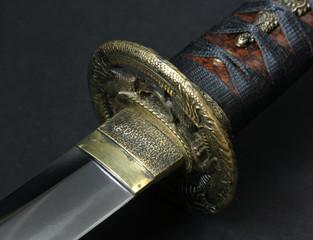 Wakizashi (tsuba/blade)