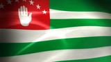 Abkhazia Flag - HD Loop