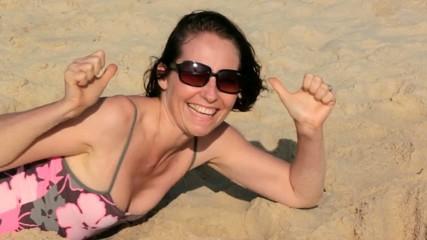 Ok dans le sable