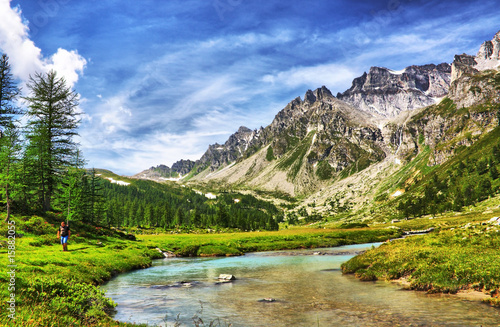 Parco Nazionale Devero Veglia © Ivan Floriani