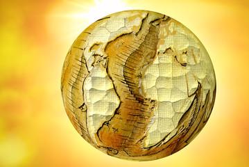 pianeta terra senza vita